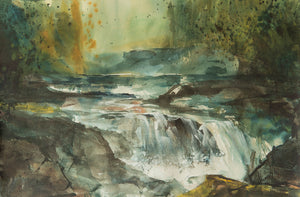 Sherry Telle - Waterfall