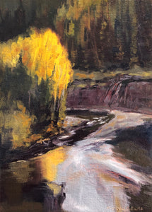 Golden (Plein Air)
