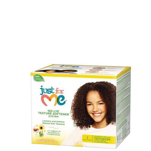 Just for Me No-Lye Texture Softener 1 Application
