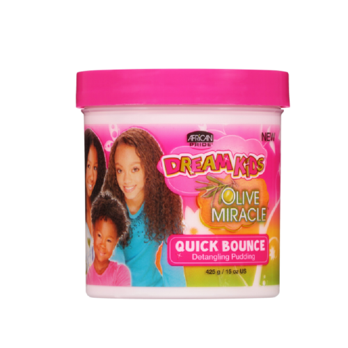 African Pride Dream Kids Bounce Detangling Pudding