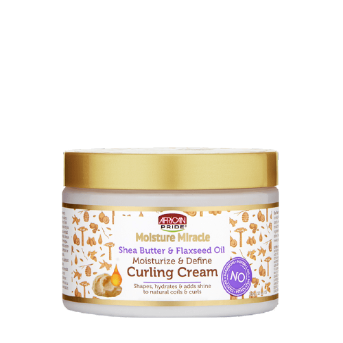 African Pride Moisture Miracle Curling Cream