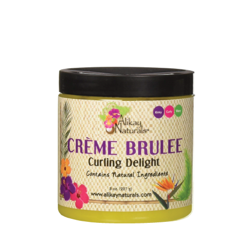 Alikay Naturals Creme Brullee Curling Delight