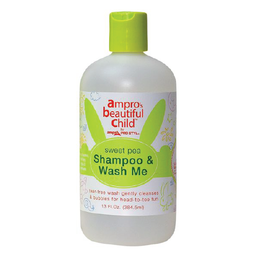 Ampro Beautiful Child Shampoo & Wash Me