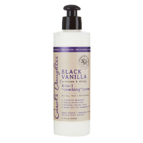 Carol's Daughter Black Vanilla 4-in-1 Combing Cream