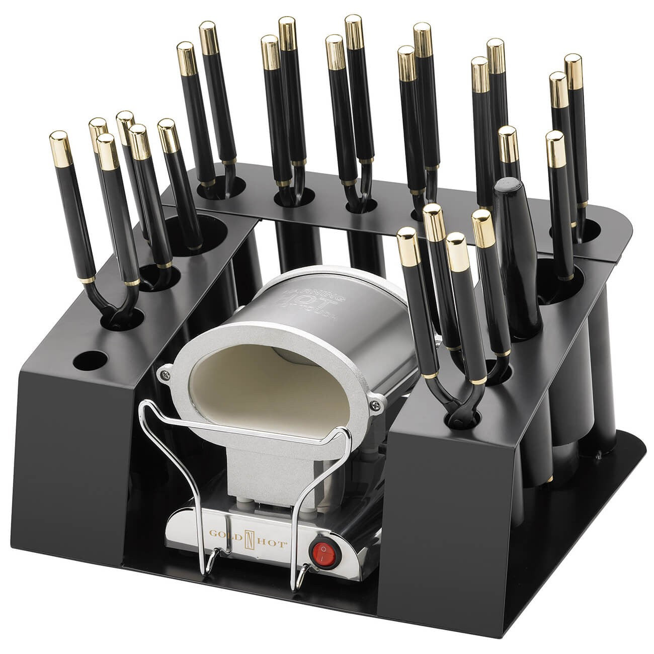 GOLD 'N HOT Professional  16-Piece Stove Iron System