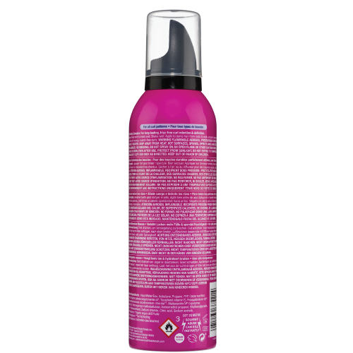Hask Curl Care Curl Enhancing Mousse
