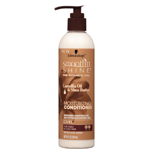 Smooth'n Shine Curl Moisturizing Conditioner