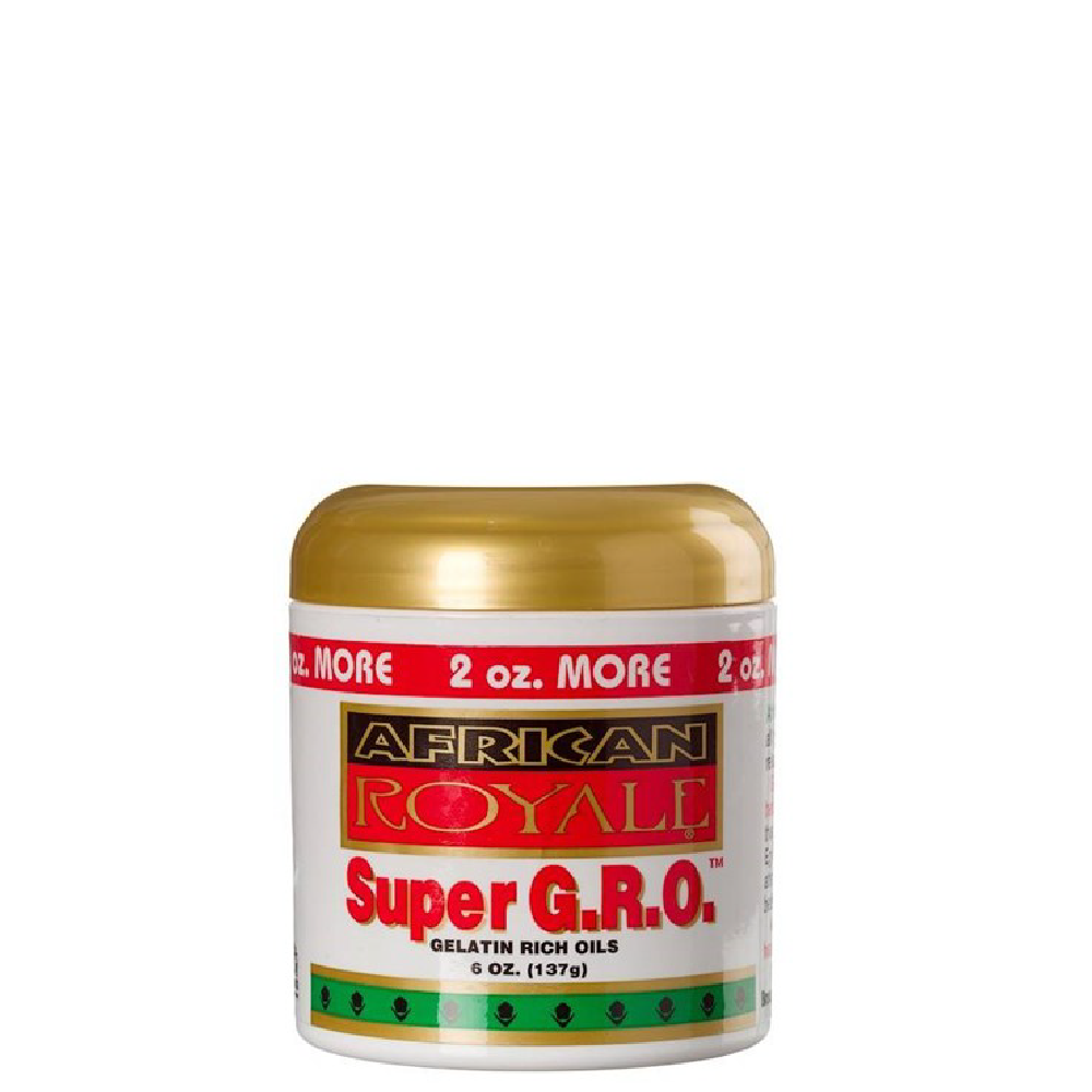 African Royale Super G.R.O. Gelatin Rich Oils