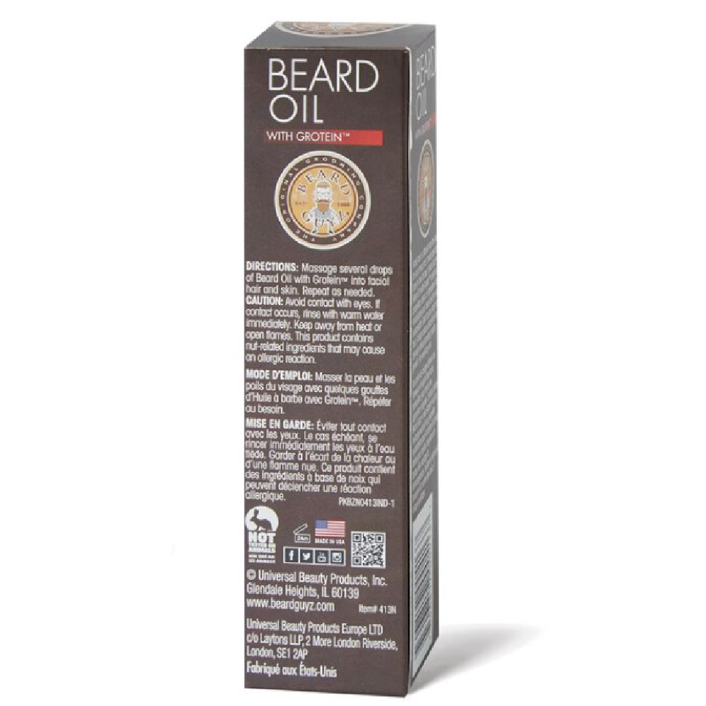 Beard Guyz Beard Oil