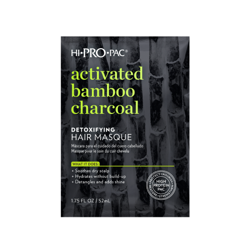 Hi Pro Pac Activated Bamboo Charcoal Hair Masque