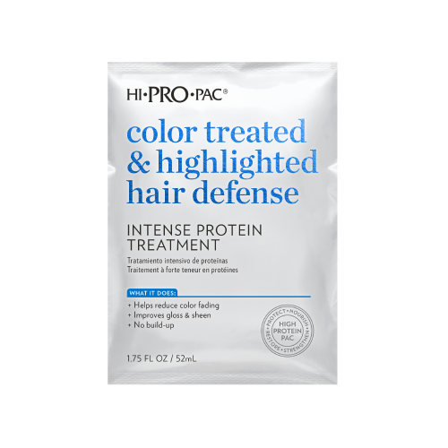 Hi Pro Pac Color Treated & Highlight Defense Treatment