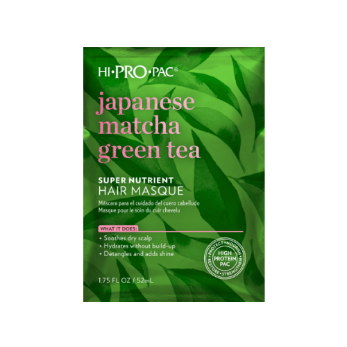 Hi Pro Pac Japanese Matcha Green Tea Hair Masque