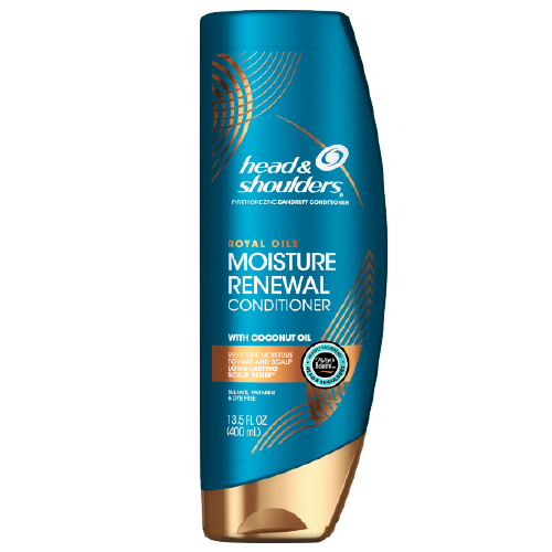 Head & Shoulders Royal Oils Moisture Renewal Conditioner with Coconut Oil - 13.5 fl oz