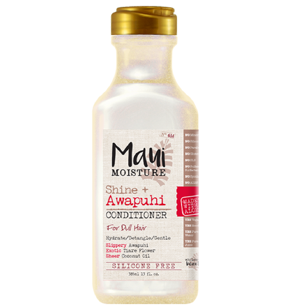 Maui Moisture Shine + Awapuhi Conditioner