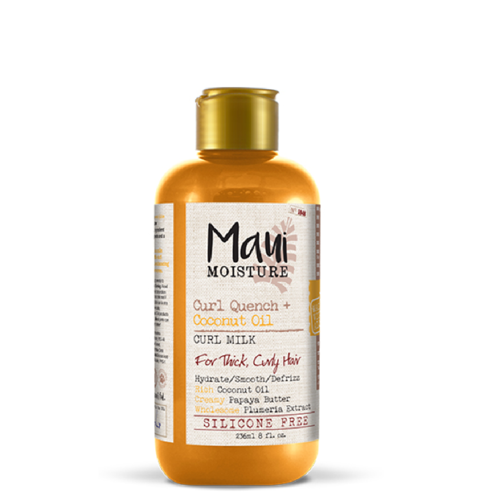 Maui Moisture Curl Quench Coconut Oil Curl Milk
