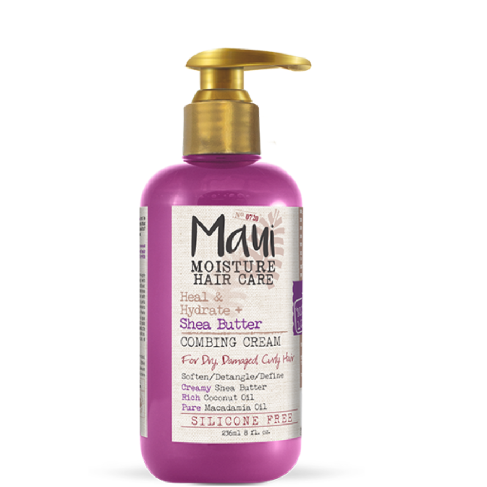 Maui Moisture Heal and Hydrate Shea Butter Combing Cream