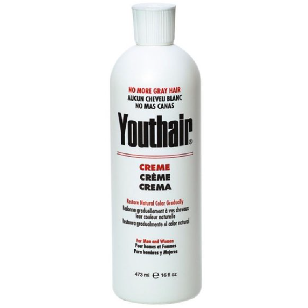 Youthair Cream Hair Color Treatment