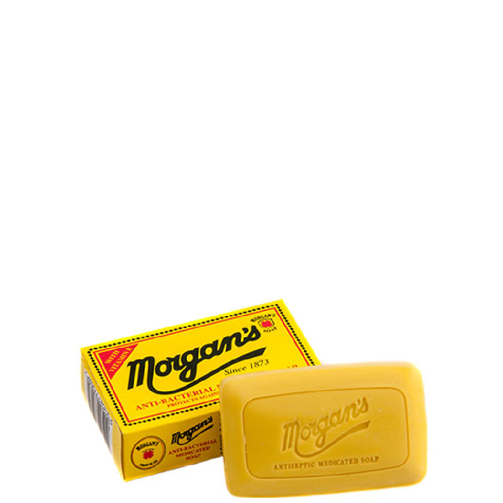 Morgan's Antiseptic Medicated Soap