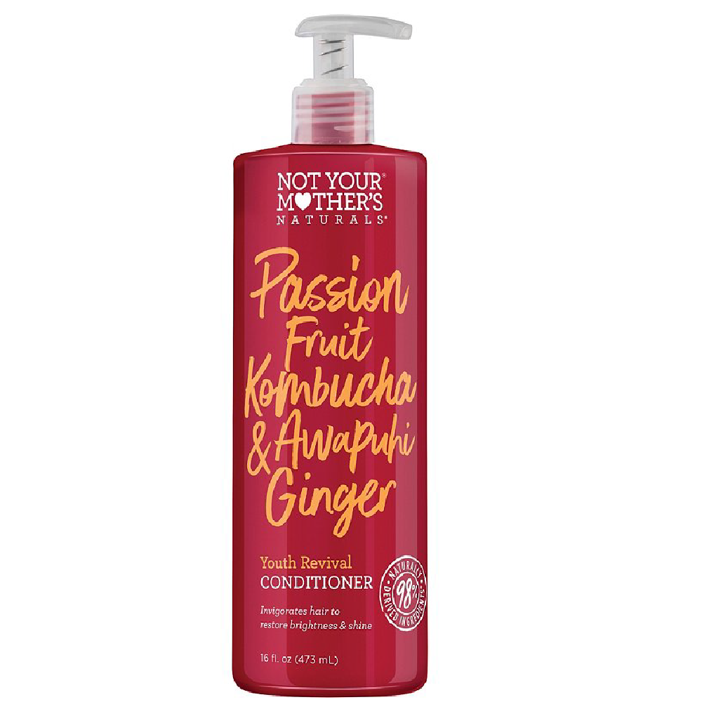 Passion Fruit Kombucha & Awapuhi Ginger Youth Revival Conditioner