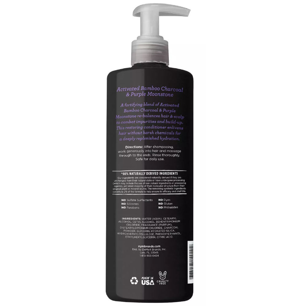 Not Your Mother's Activated Charcoal & Purple Moonstone Conditioner