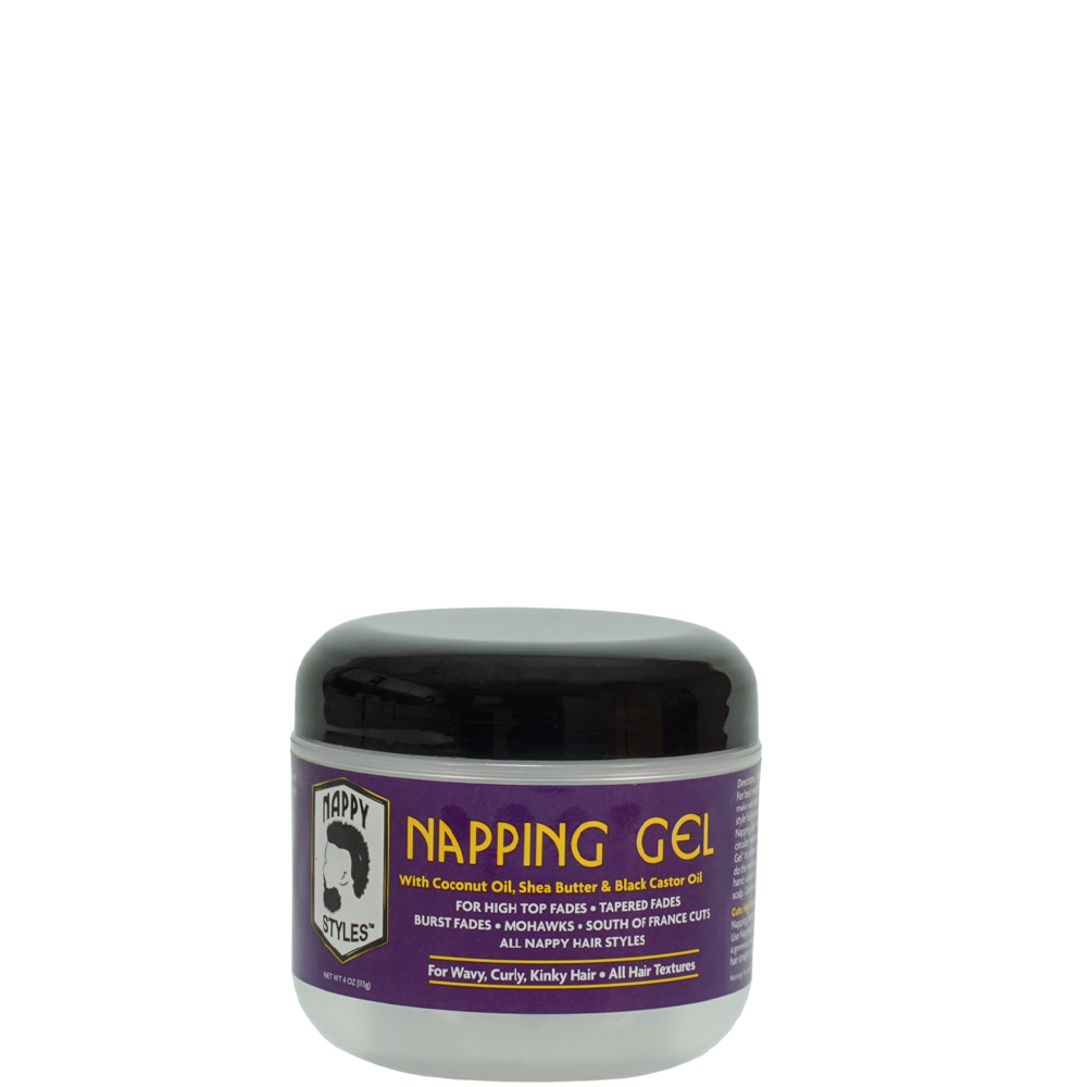 Nappy Styles Napping Gel 4oz