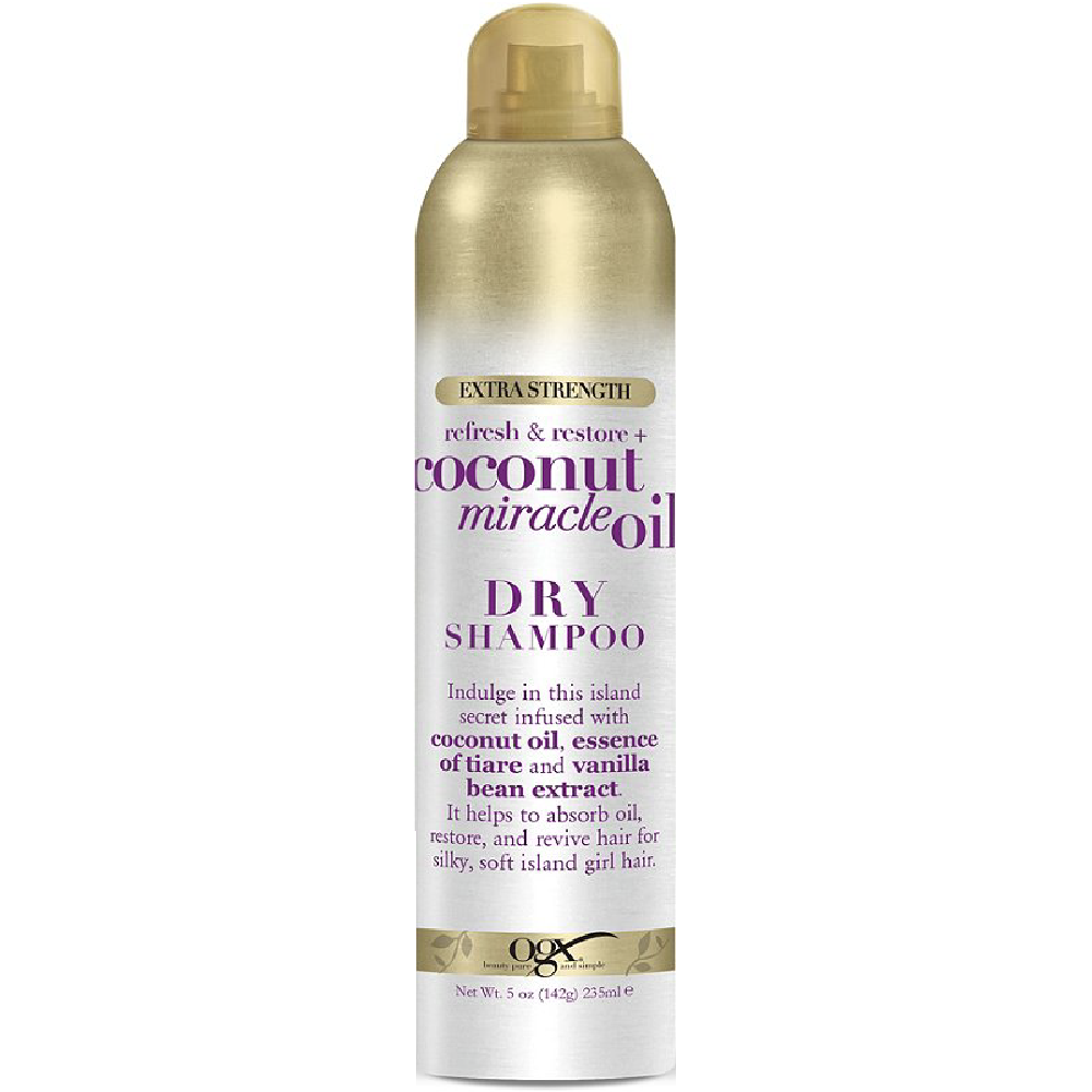 OGX Coconut Miracle Oil Extra Strength Dry Shampoo