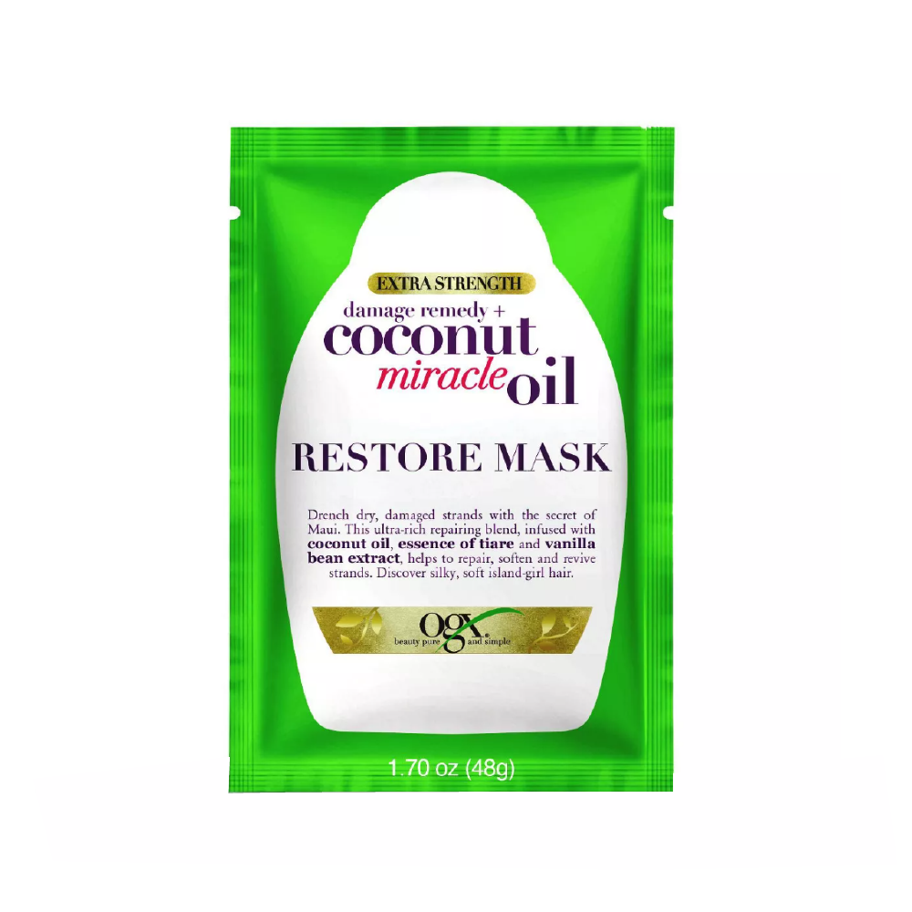 OGX Coconut Miracle Oil Restore Hair Mask