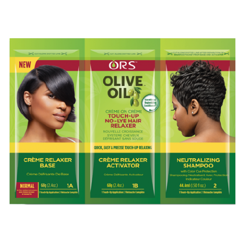 ORS Touch up No-Lye Relaxer Pack Normal