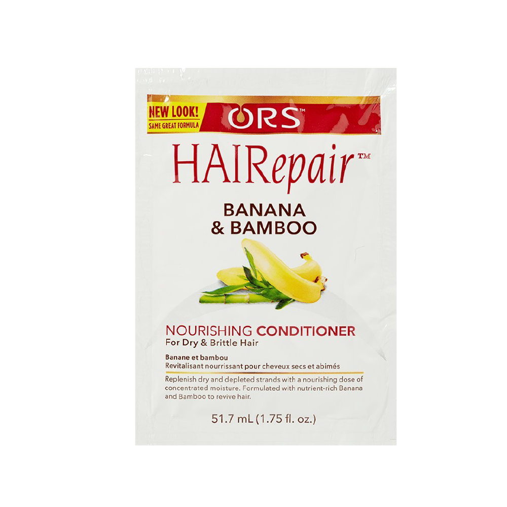 ORS Hair Repair Banana and Bamboo Conditioner Pack