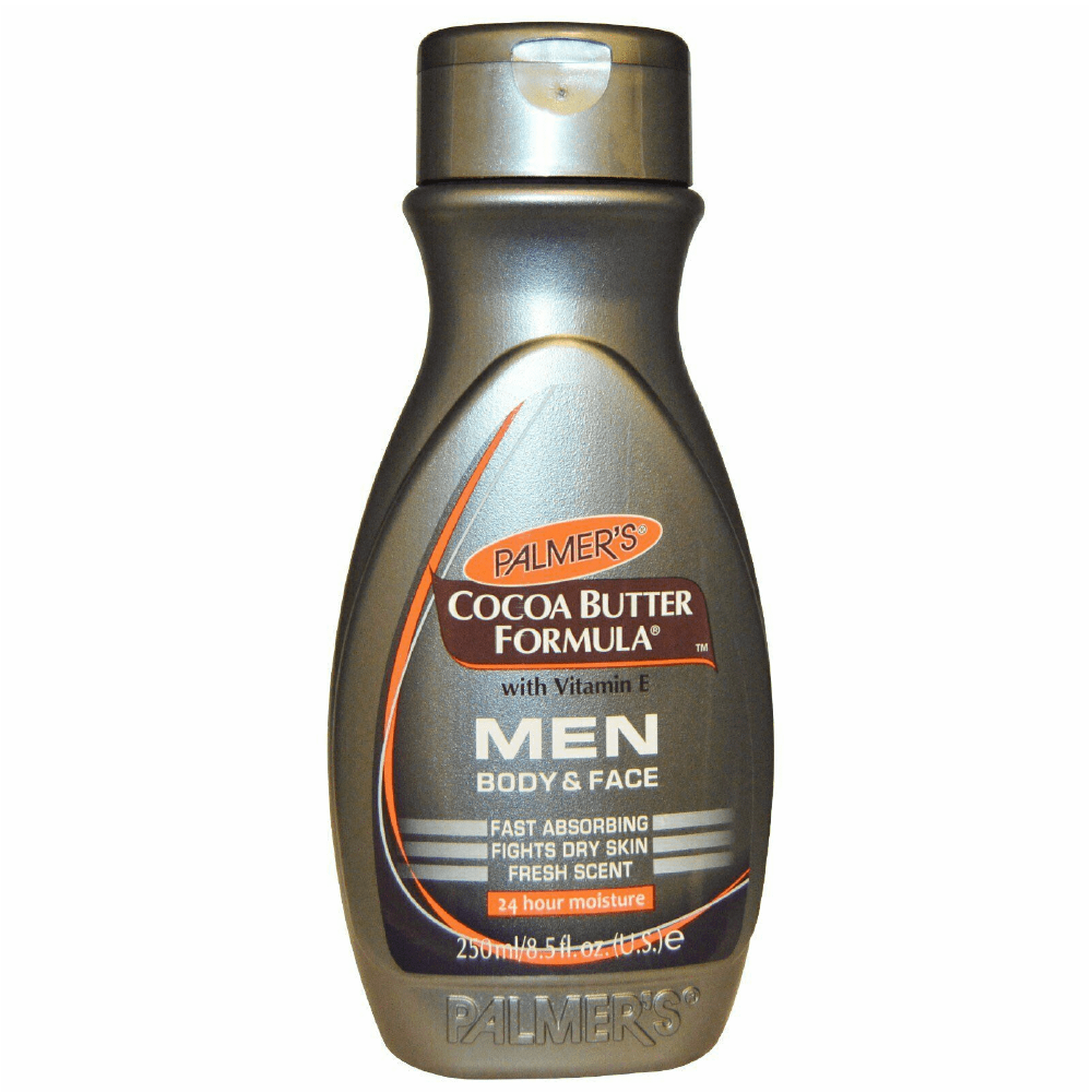 Palmer's Mens Cocoa Butter Body & Face Lotion 8.5oz