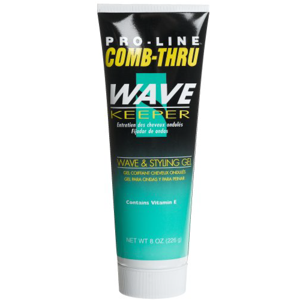 PRO-LINE Comb-Thru Wave Keeper Wave Styling Gel