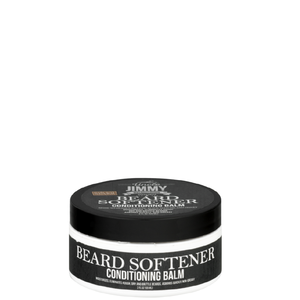 Uncle Jimmy's Hair Beard Softener Conditioning Balm