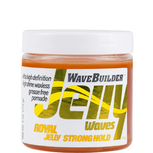 WaveBuilder Jelly Waves Strong Hold Royal Jelly
