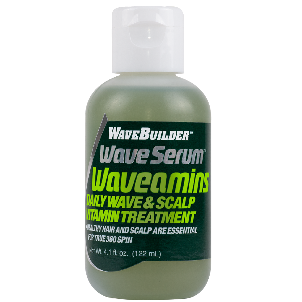 WaveBuilder Waveamins Vitamin Scalp Treatment