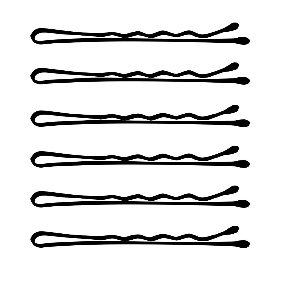 50-Pack of Bobby Pins