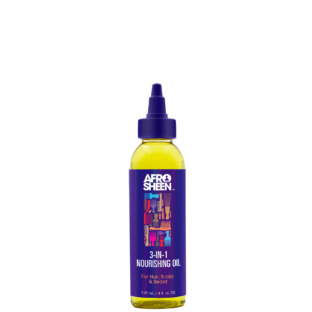 Afro Sheen 3 N 1 Nourishing Oil