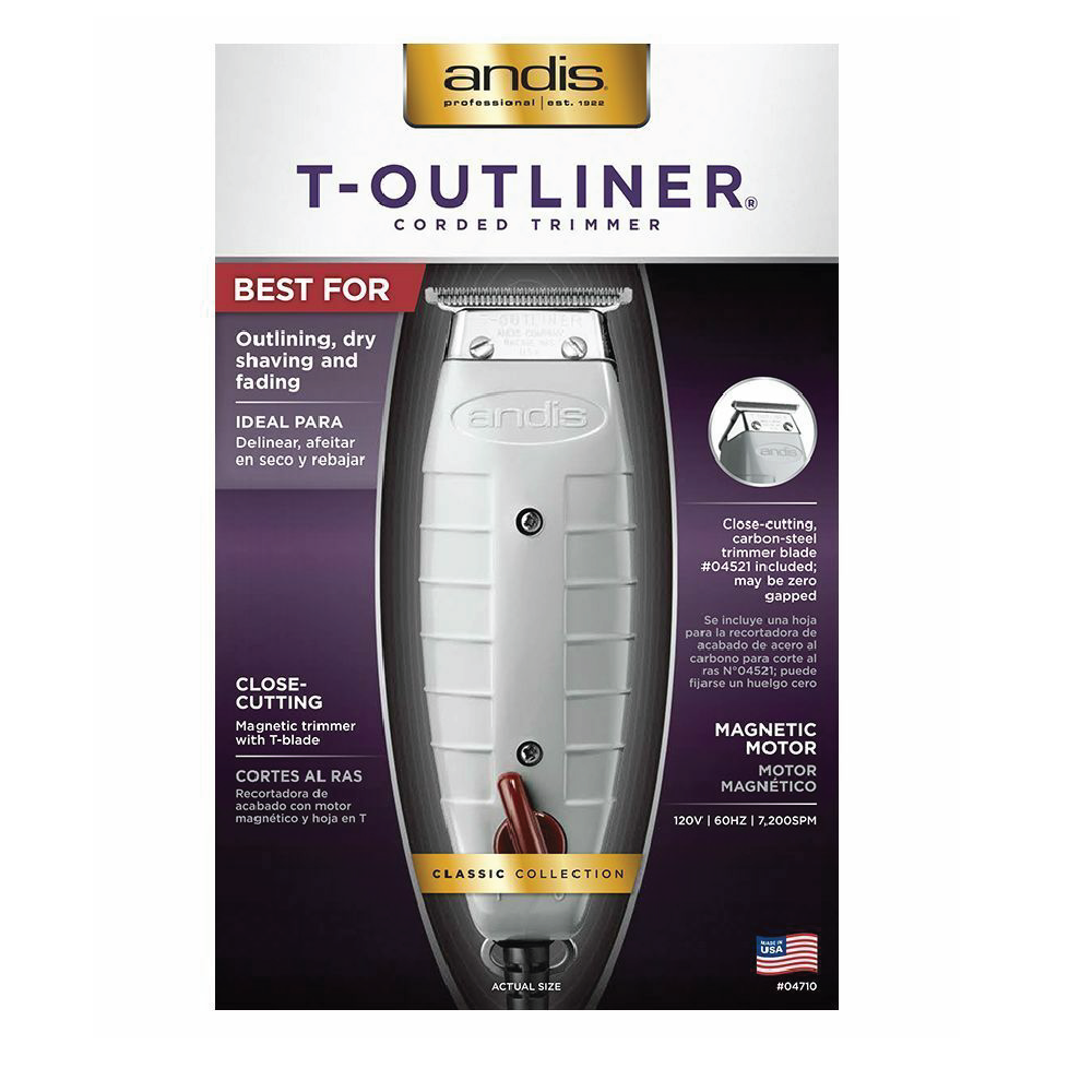 Andis T Outliner Corded Trimmer