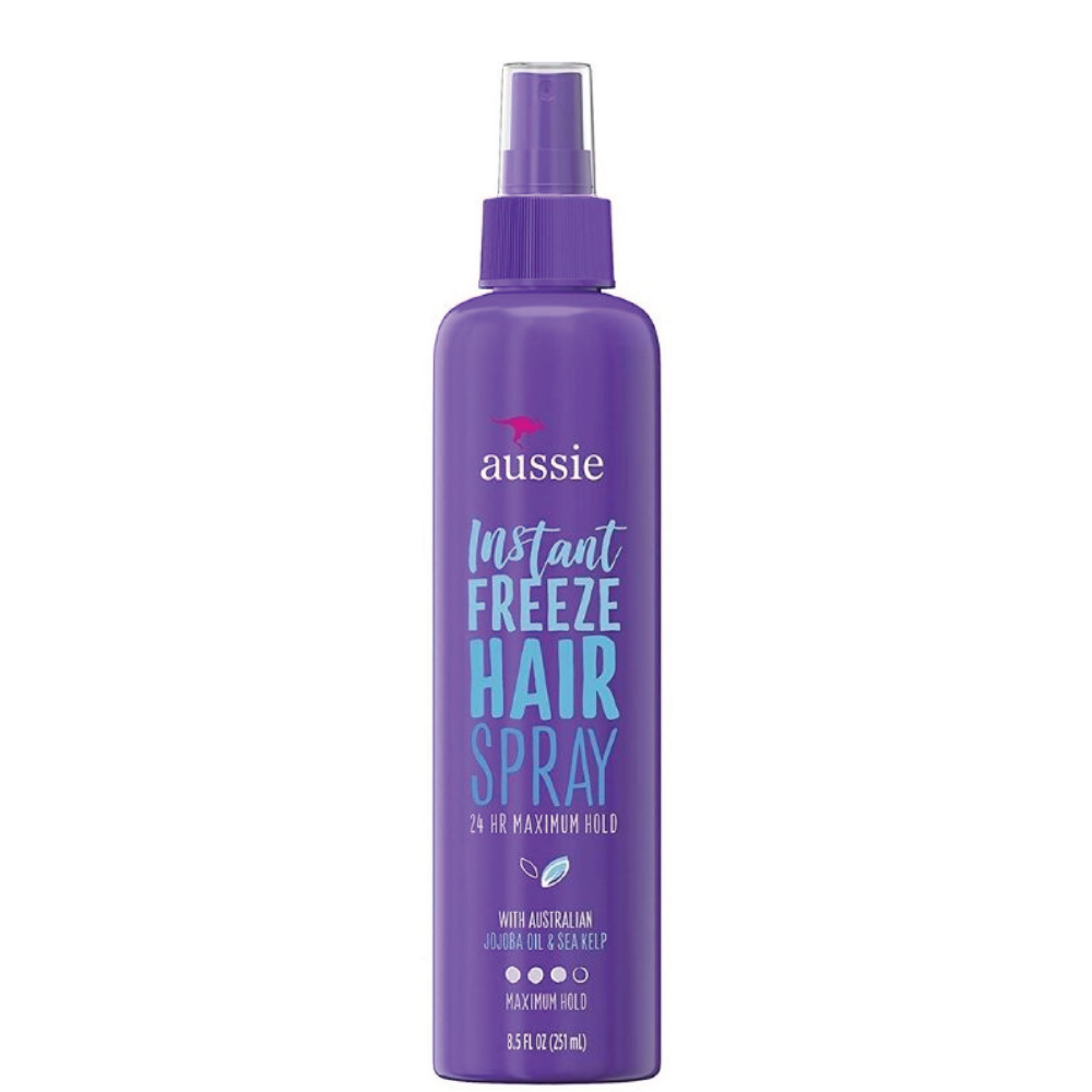 Aussie Instant Freeze Hairspray