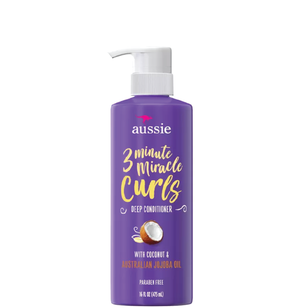 Aussie 3 Minute Miracle Curls Deep Conditioner