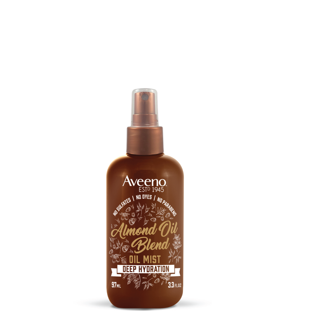 Aveeno Scalp Soothing Almond Oil Blend Deep Hydrating Mist