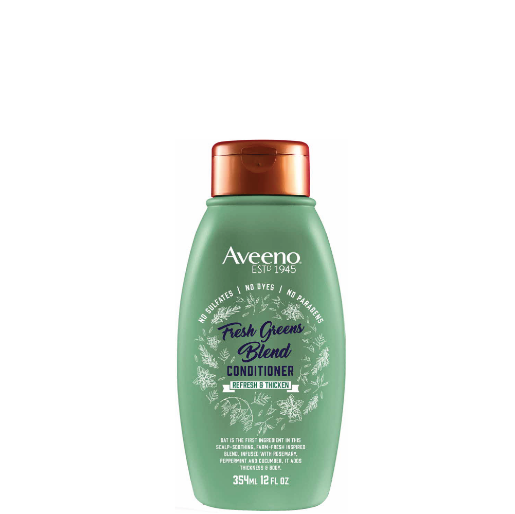 Aveeno Fresh Greens Blend Conditioner