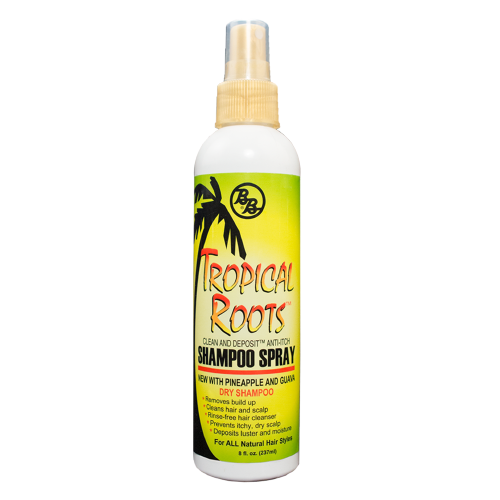 Bronner Bros Tropical Roots Shampoo Spray (Dry Shampoo)
