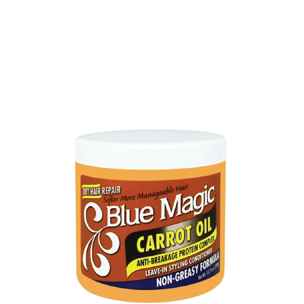 Blue Magic Carrot Oil Anti-Breakage Protein Complex Leave-In