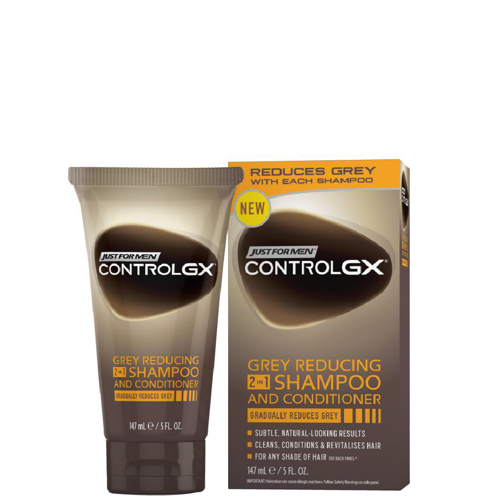 Control GX Grey Reducing 2-In-1 Shampoo and Conditioner