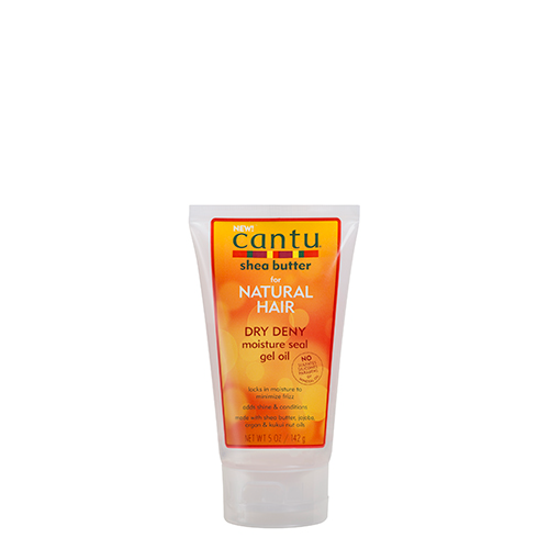Cantu Shea Butter Dry Deny Moist Seal Gel Oil