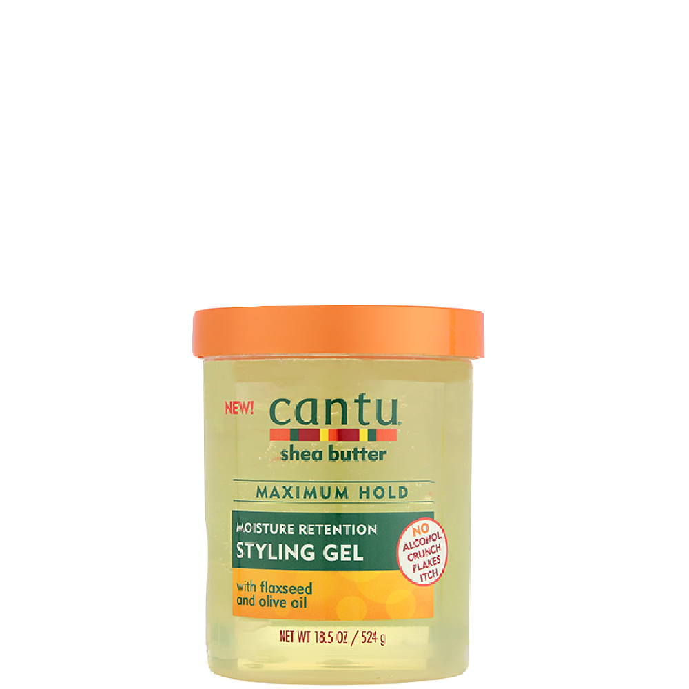 Cantu Flaxseed & Olive Styling Gel