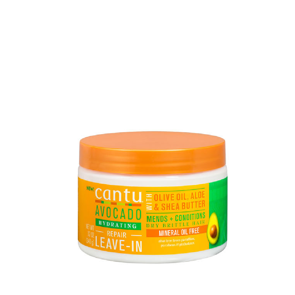 Cantu Avocado Hydrating Leave-In Repair Cream