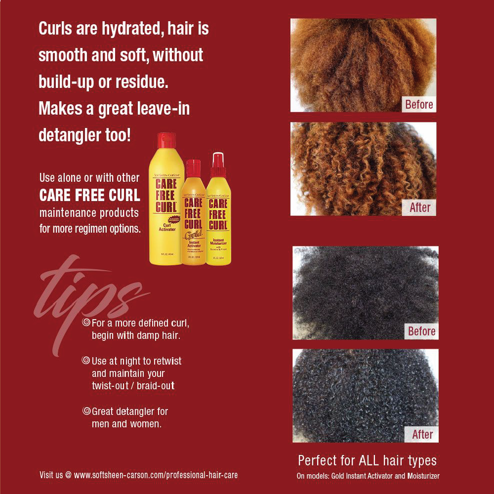 Care Free Curl Activator