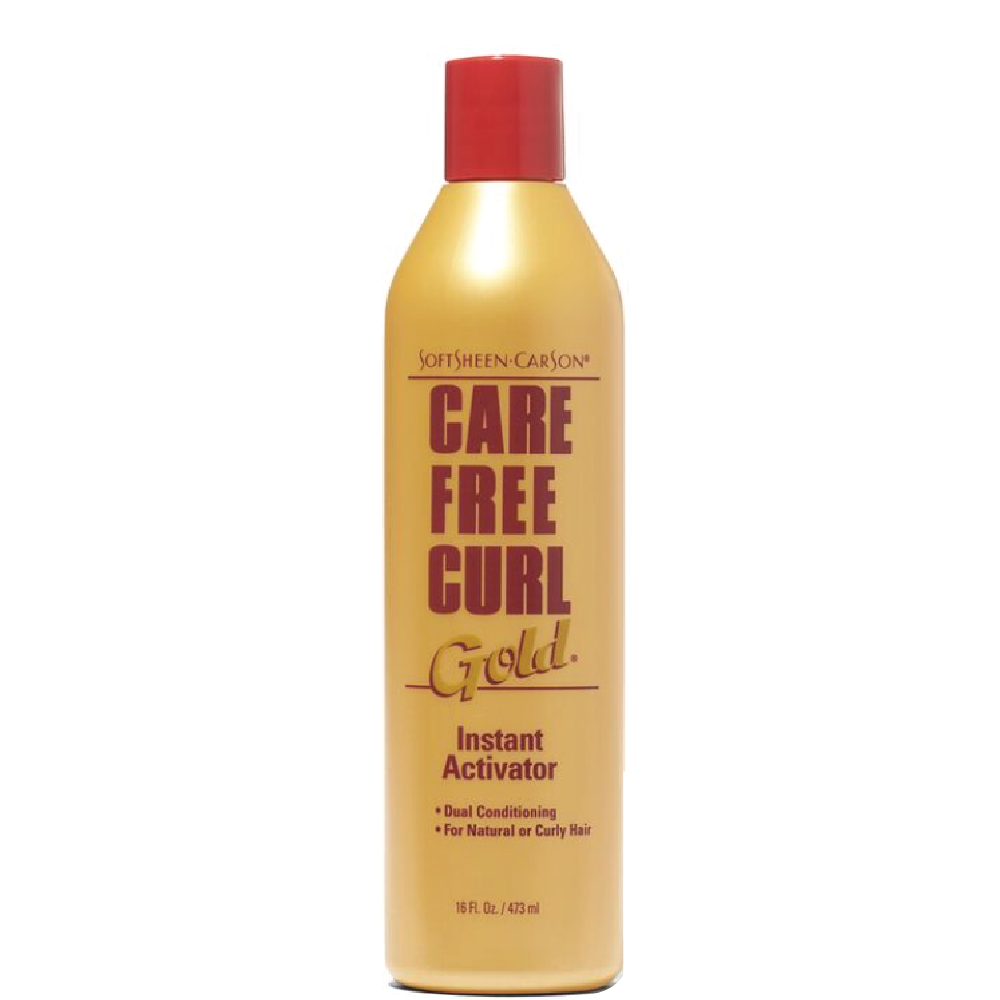 Care Free Curl Instant Moisturizer Activator Gold