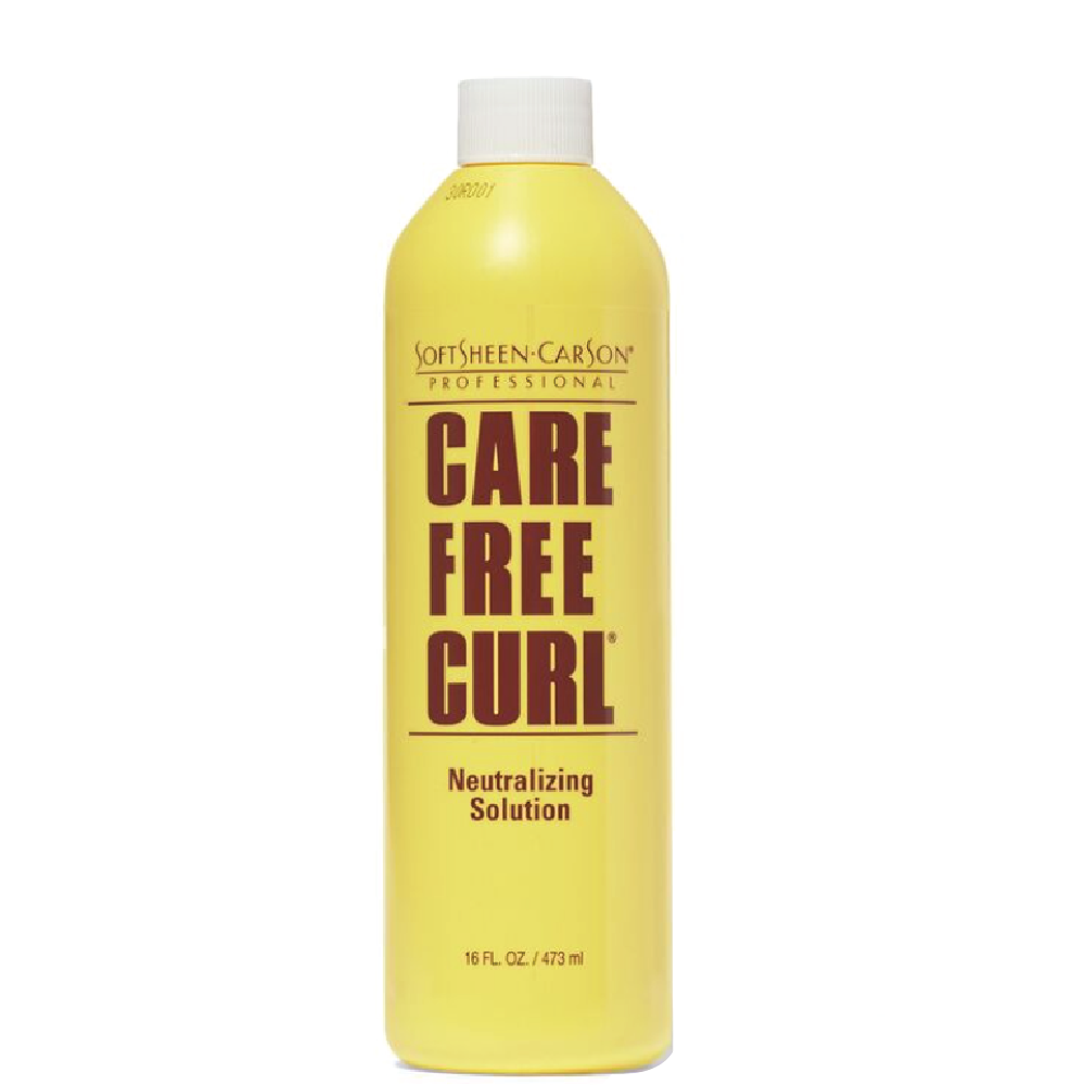 Care Free Curl Neutralizing Solution